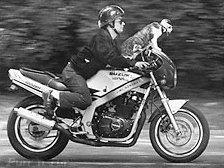 Purr-n-Fur UK   Biker Cats Rastus (NZ) + Motor Cat (Washington DC)